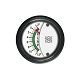 Flap angle gauges RQ type white dial
