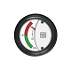 Trim angle gauges RQ type white dial