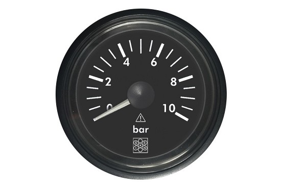 Pressure gauges 0-10 Bar input CAN Bus and VDO