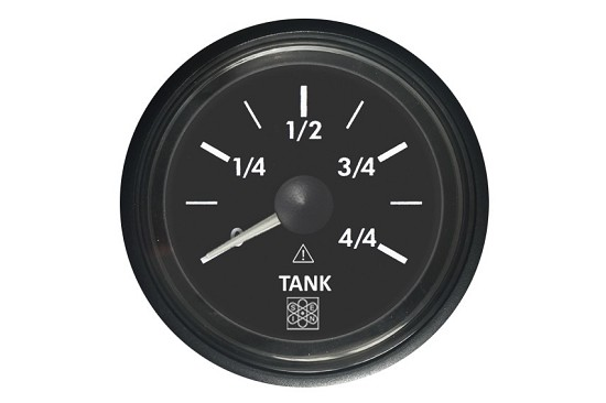 Fuel level instruments 0-44 Tank input VOLVO EVC