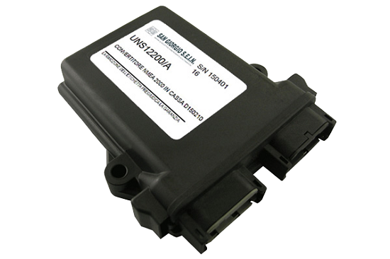 UNS12200A Multifunction converter for level senders