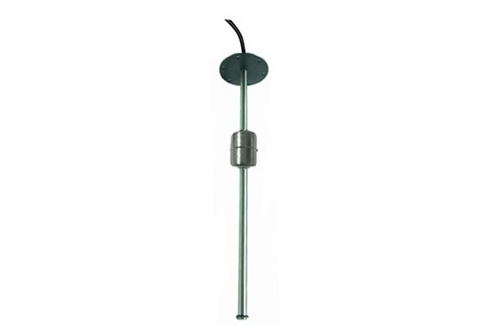 Reed level sensors length 2001..3000 mm vertical mounting