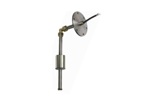 Reed level sensors length 2001..3000 mm side mounting