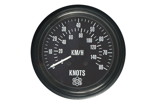 Wind speed indicator